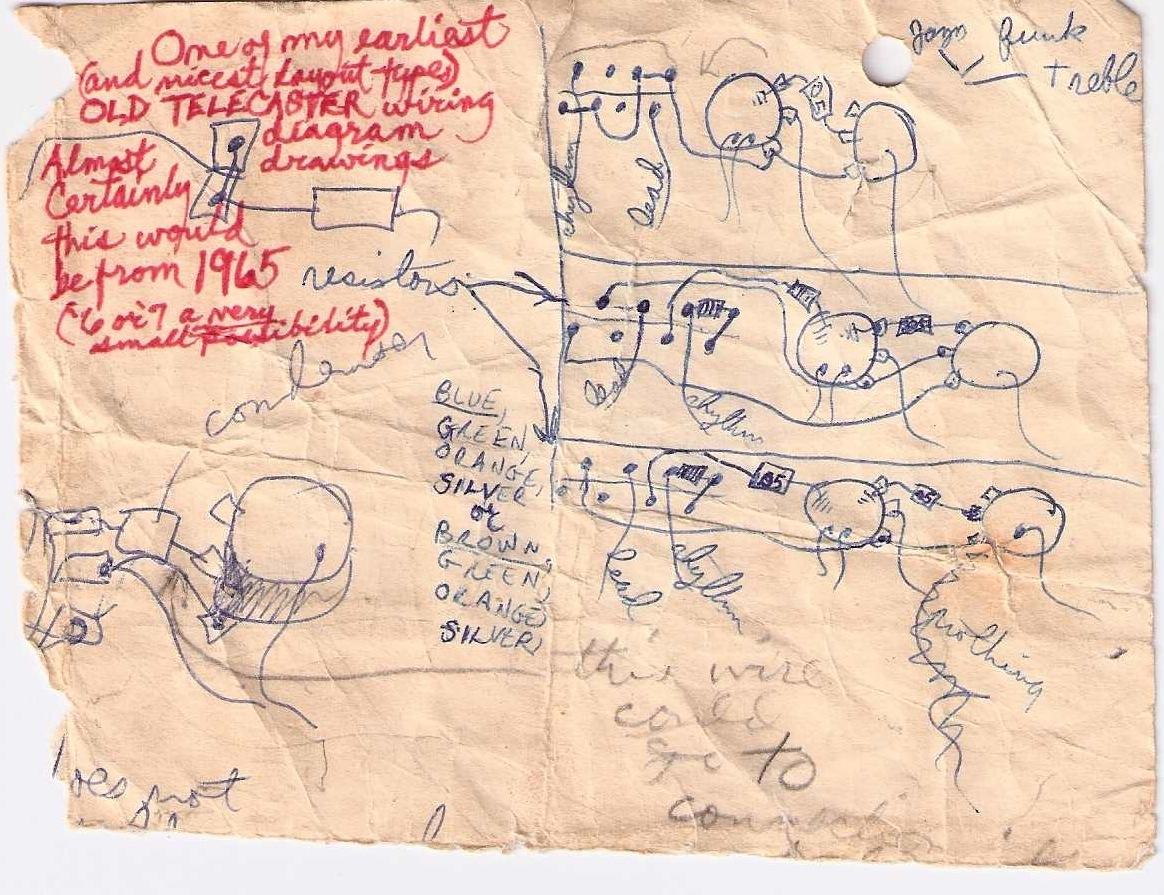 old tele wiring diagram copy where is that old tele wiring diagram? ted greene archive steve vai wiring diagram at webbmarketing.co